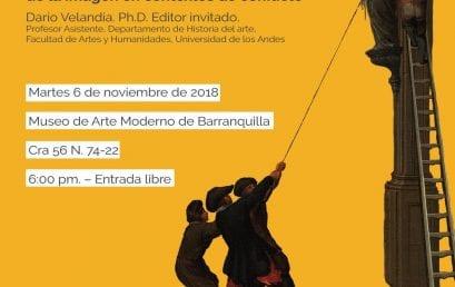 Presentación en Barranquilla de H-ART. Revista de historia, teoría y crítica de arte