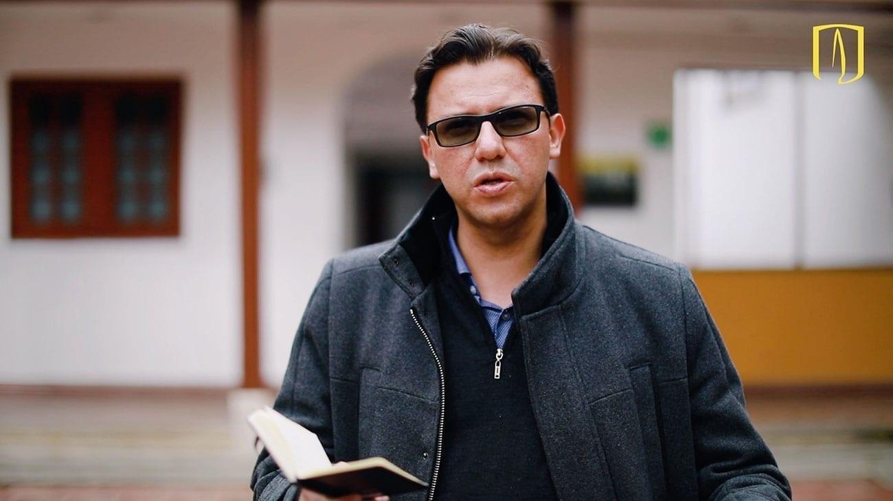 David Bautista es el primer Magíster en Humanidades Digitales en Latinoamérica