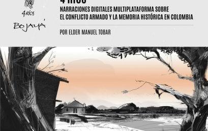 Sustentación del proyecto de grado: 4 ríos de Elder Manuel Tobar