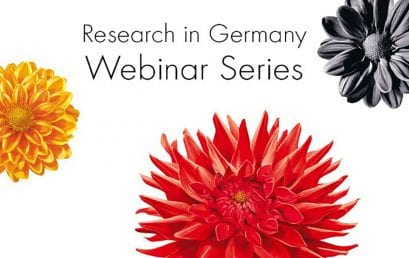 «Research in Germany» realizará webinars para jóvenes investigadores