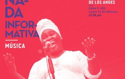 Jornada Informativa para músicos del Programa Distrital de Estímulos para la Cultura