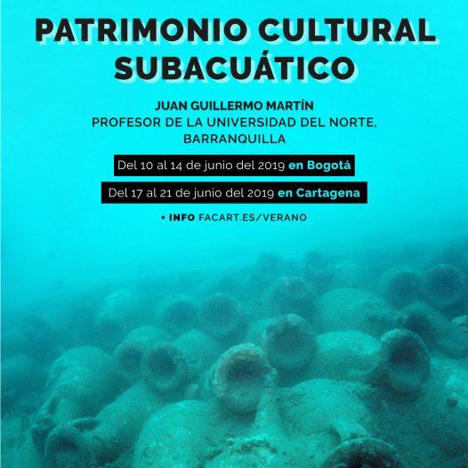 Patrimonio Cultural Subacuático