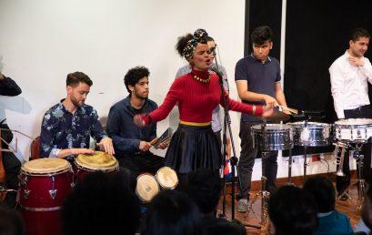 Concierto: Ensamble de salsa y Ensamble de músicas del Caribe