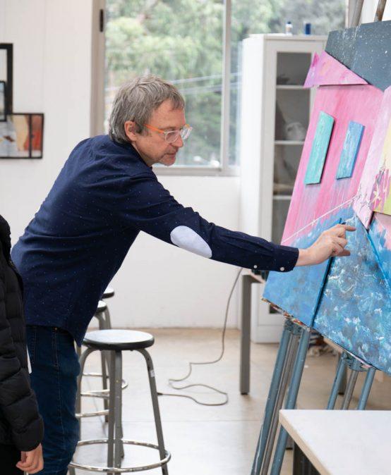 """Video: """"Un país sin la creación y las artes no puede construir una paz correctamente"""""""