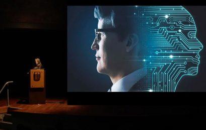 Nuria Rodríguez Ortega: Inteligencia artificial y reordenación del campo del arte. Charla completa.