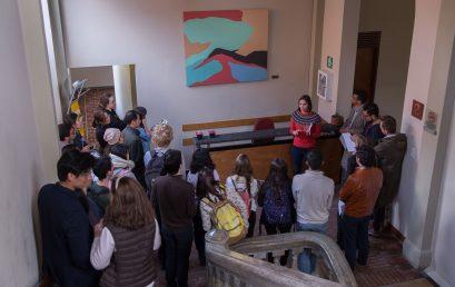 Visita guiada a las colecciones de arte de la universidad