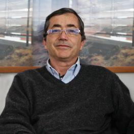 Felipe Castañeda profesor de la maestría en Estudios Clásicos