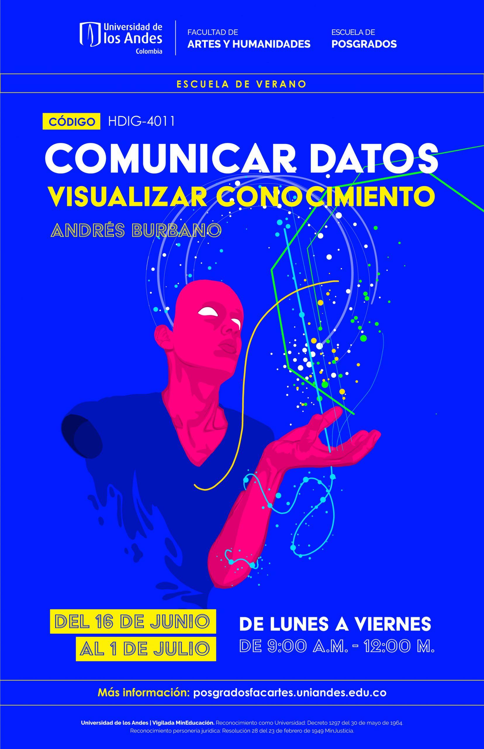 Comunicar datos. Visualizar conocimiento