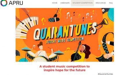 Quarantunes: Student music competition