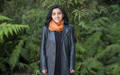 Andrea Lozano-Vásquez es la nueva directora de la Escuela de Posgrados de la Facultad de Artes y Humanidades