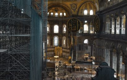 Hagia Sophia, ¿museo o mezquita? Explica profesor de patrimonio cultural David Cohen