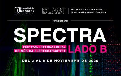 SpecTALK #2 | Música, tecnología, timbre y espacio