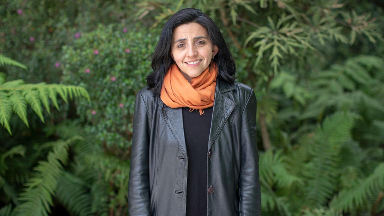 Andrea Lozano-Vásquez: vicedecana de Investigación y Creación