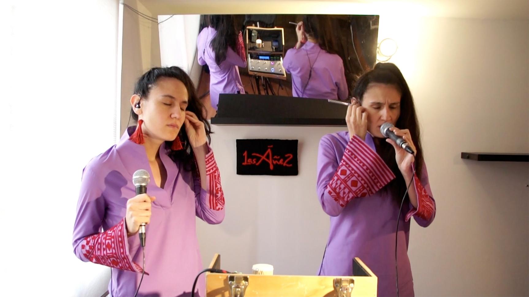 Concierto del mediodía: Las Áñez, cantautoras