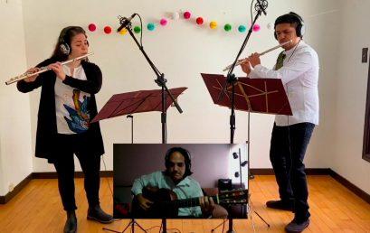 Concierto del mediodía: Ubuntu Music Lab