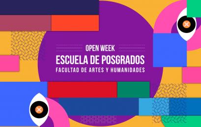 Open week Escuela de Posgrados