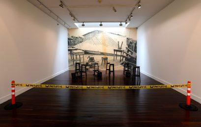 Video: Beatriz González habla sobre su obra Cinta amarilla